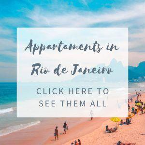 Book an apartment for holidays in rio de janeiro